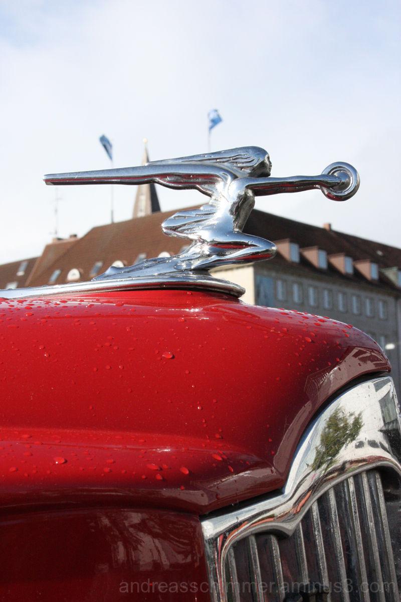 Gallionsfigur Packard
