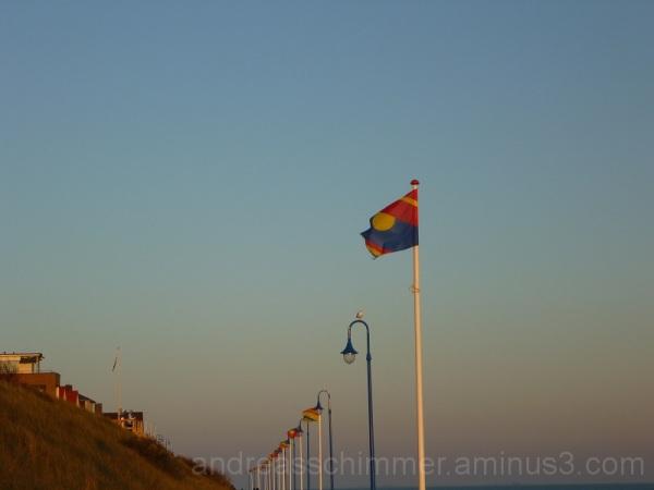 Strandpromenade Amrum