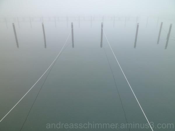 NebelHafen in Schilksee/Kiel