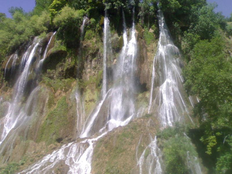 آبشار بیشه استال لرستان