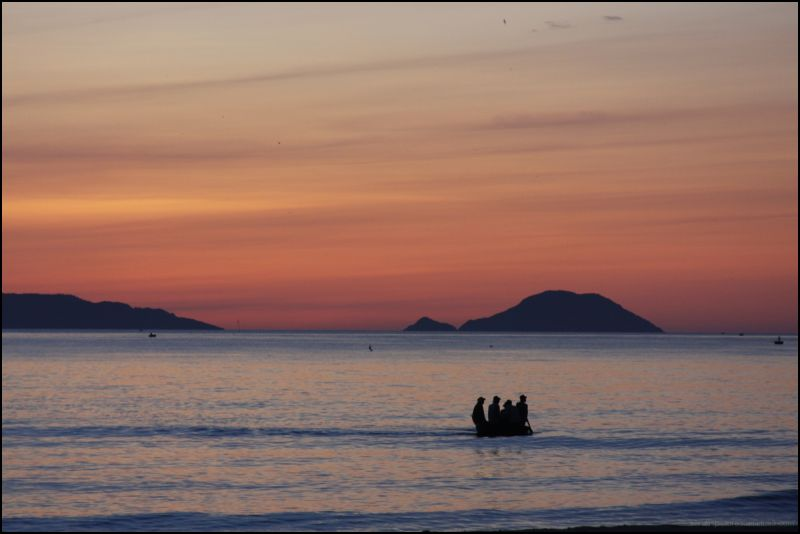 sunrise silhouette 1