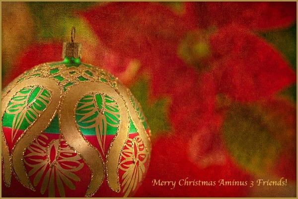 Christmas texture overlay