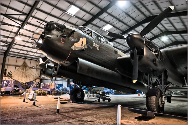"Avro Lancaster ""Just Jane"""