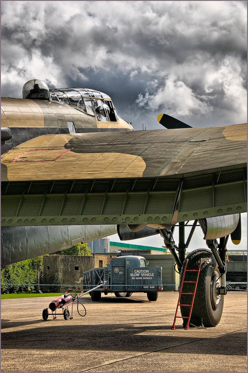 "Avro Lancaster ""Just Jane""."