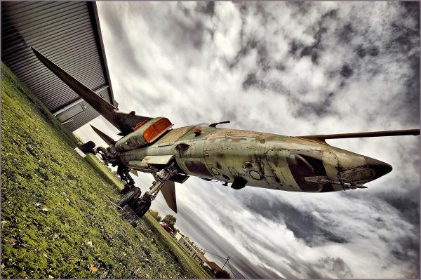 """Mikoyan-Gurevich MiG27K """"Flogger""""."""