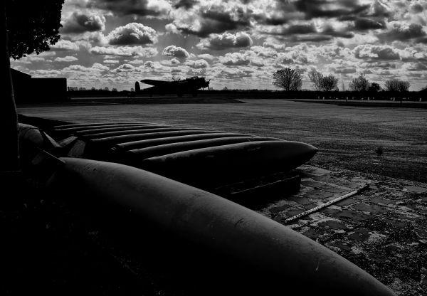 "Avro Lancaster ""JUst Jane"""
