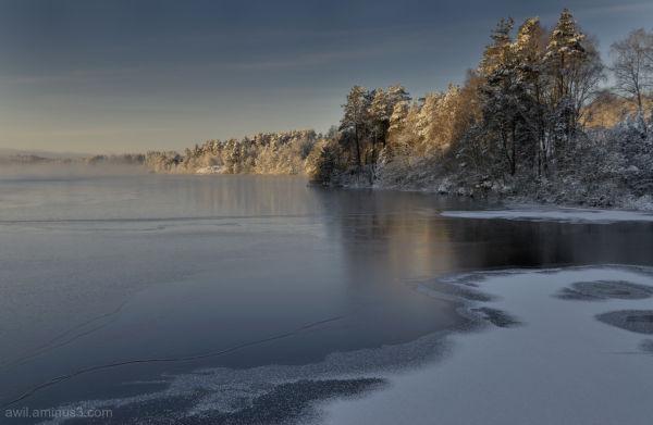 Lac du Chammet - Plateau de Millevaches