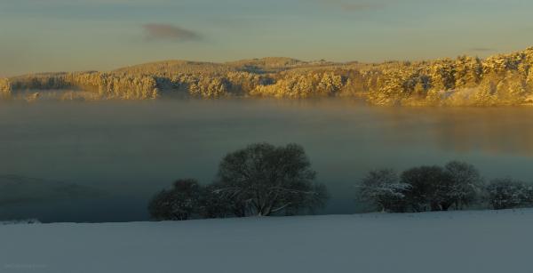 Lac du Chammet - haute Corrèze