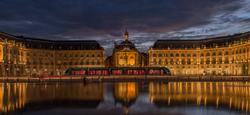 Variante: Place de la Bourse Bordeaux