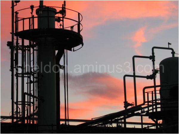 Refinery Sky