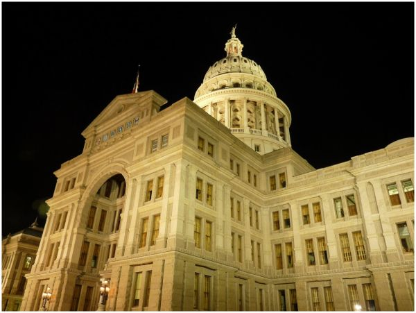 Capitol at Downtown Austin