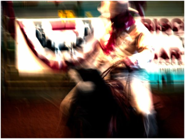 Ride the Bronco, Cowboy!