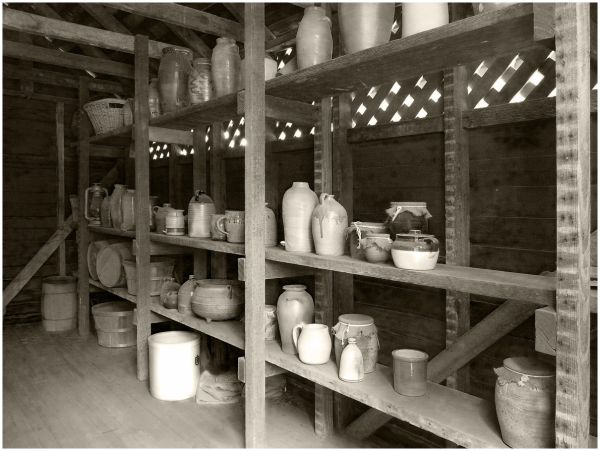 The Storage Shed at a Nobleman's House