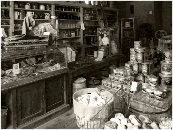 The Grocery Store from the Lost Years