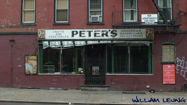 One of the Oldest Grocery Store in NYC