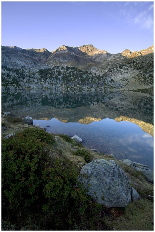 Pyrénées - Lac de Carança