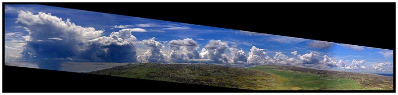 Mont Lozère - Birth of a storm