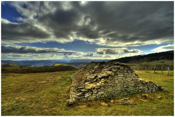Parc National des Cevennes HDR