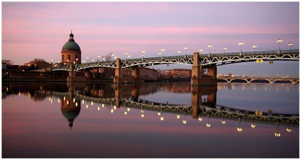 Toulouse - Bonne année 2011 -