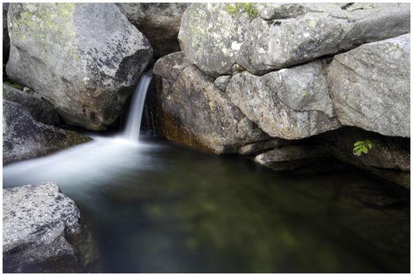 cascade sur le Tarn