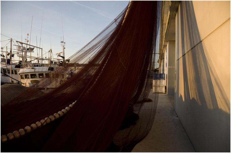 secado de redes