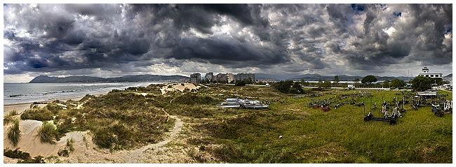 panoramica de costa