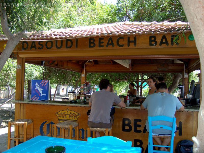 Dasoudi Beach Bar