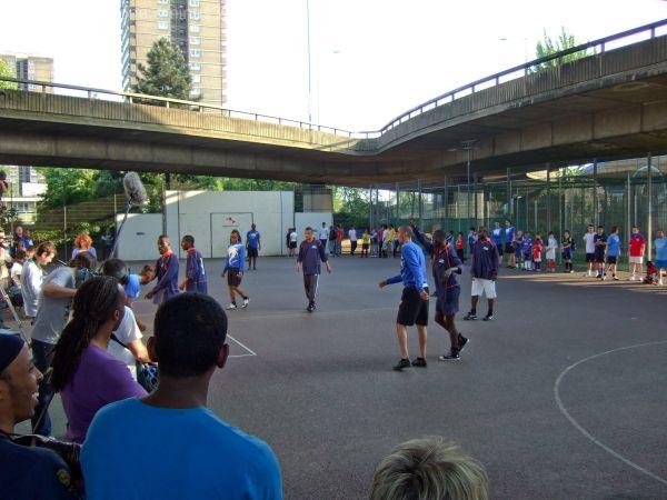 Westway tournament