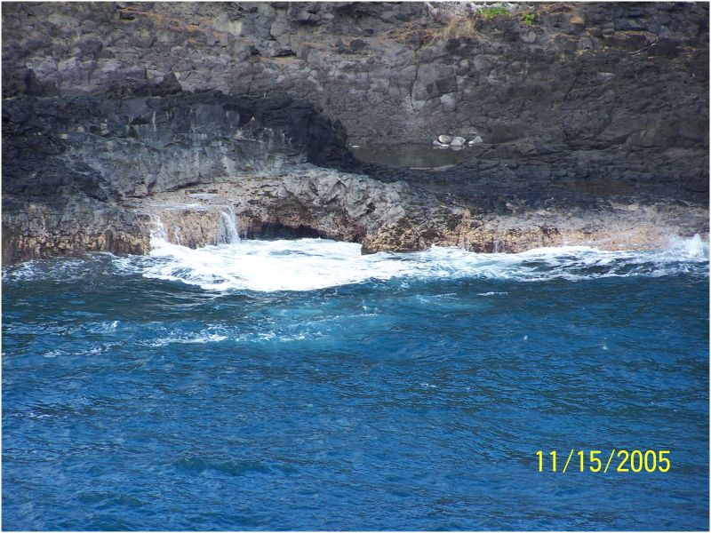 Hawaii Coast Line