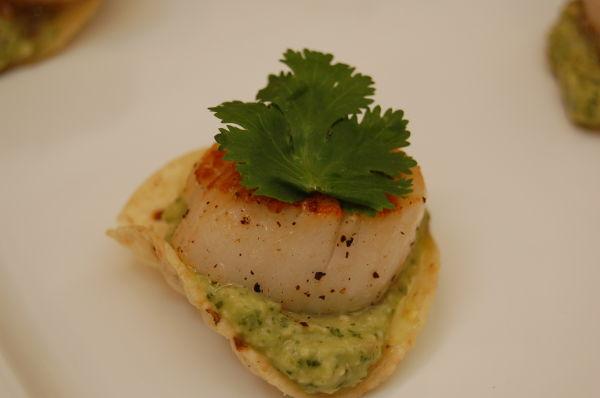 Best way to eat Sea Scallops.
