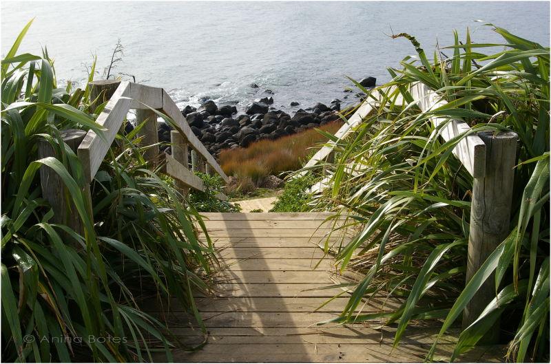 footpath sea