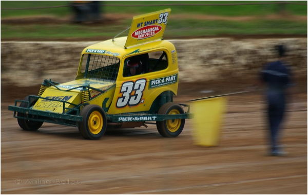 Waikaraka Park Speedway, Ministocks