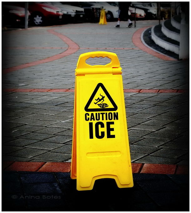 Ice, Taupo