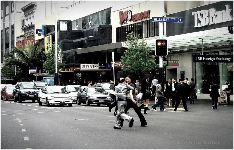 Auckland, Street