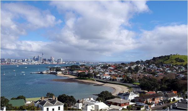 Auckland, Devonport, Cityscape