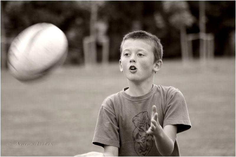 Rugby, boy