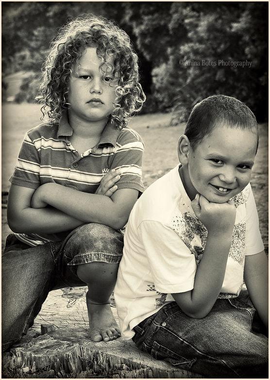 Boys, Brothers, Portrait, Photo Shoot