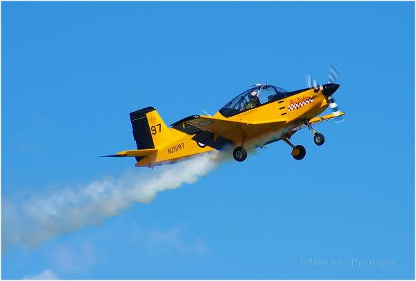 Whenuapai Air Show, Red Checker, RNZAF