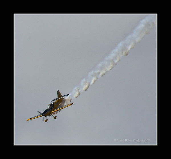 Plane, Aircraft, Air Show, Aerobatics