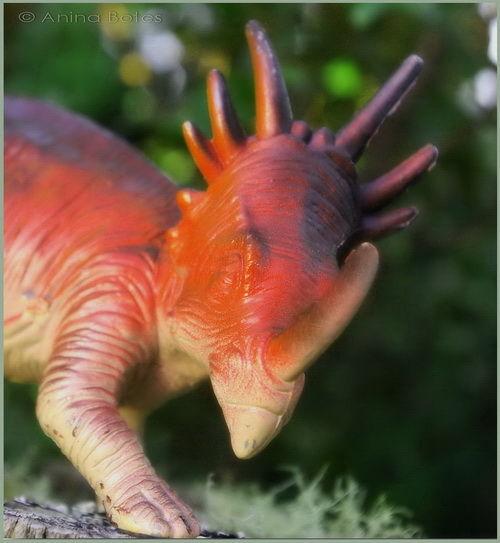 Silly Tuesday, Toy, Dinosaur, Garden