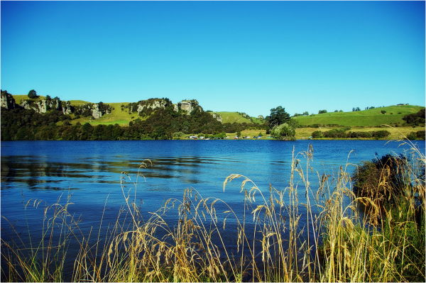Lake Arapuni, NZ