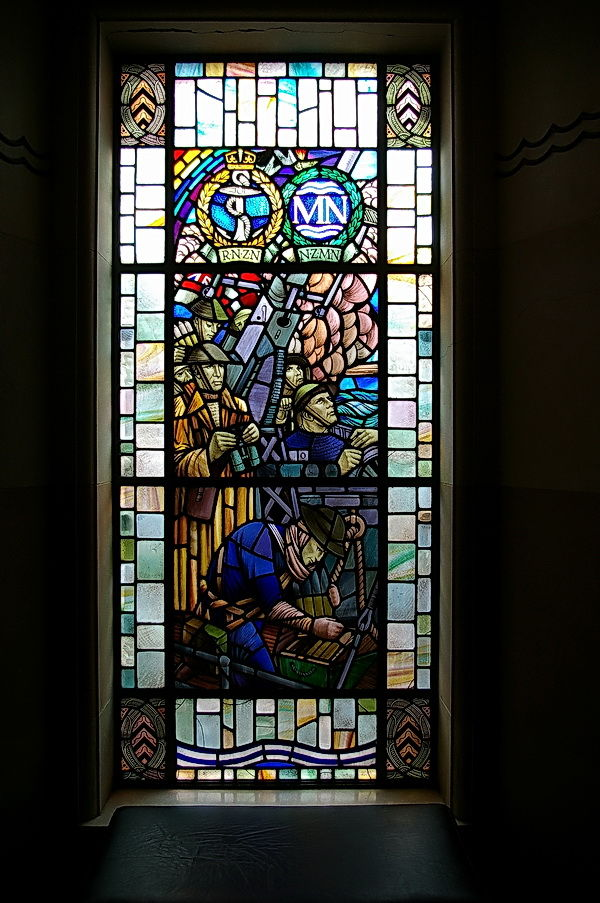 Stained, Glass, Light, NZ