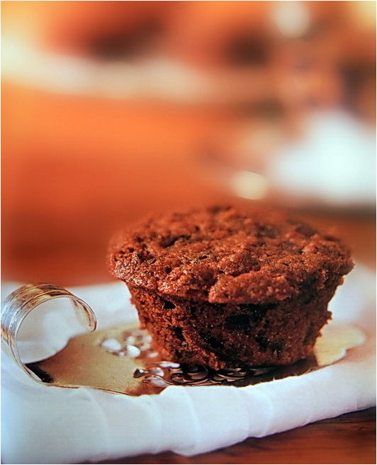 Brown, Muffin, Close-up, Colorspotlight