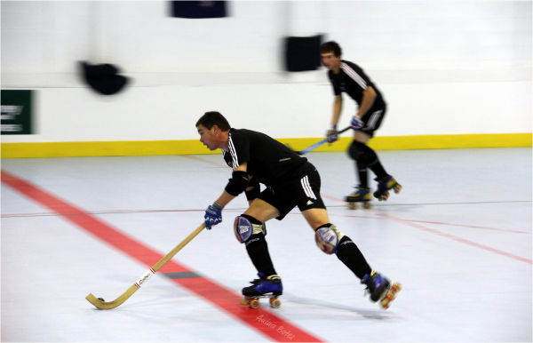 New Zealand, Roller Hockey, Test Series 2010