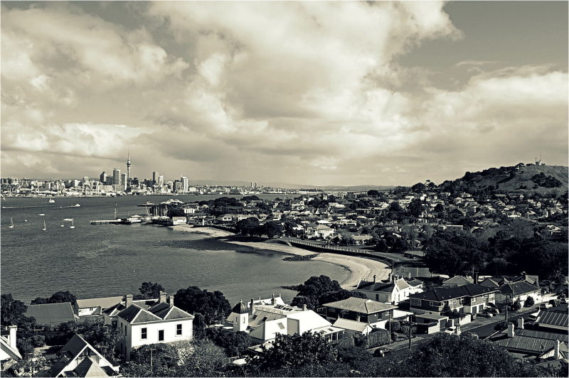 Auckland, Devonport, North Shore, NZ