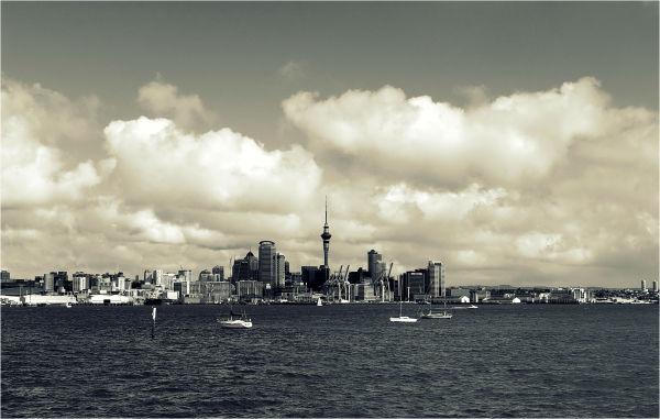 Auckland, Devonport, NZ
