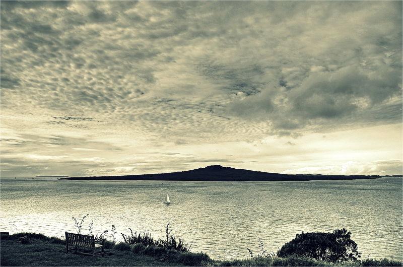 Rangitoto Island, NZ