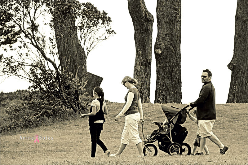 Walk, Family, NZ