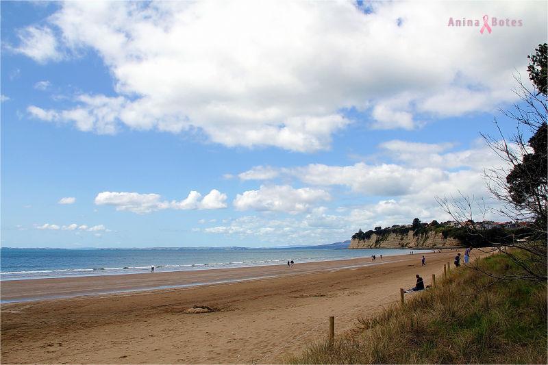 Longbay, Beach, NZ