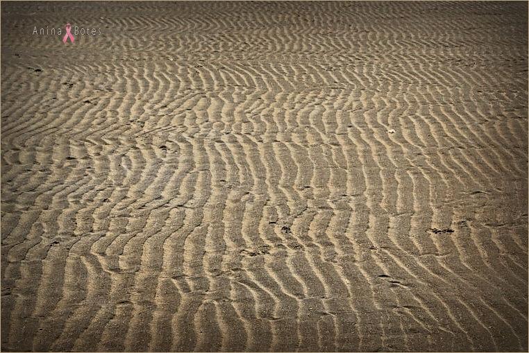 Patterns, Sand, NZ